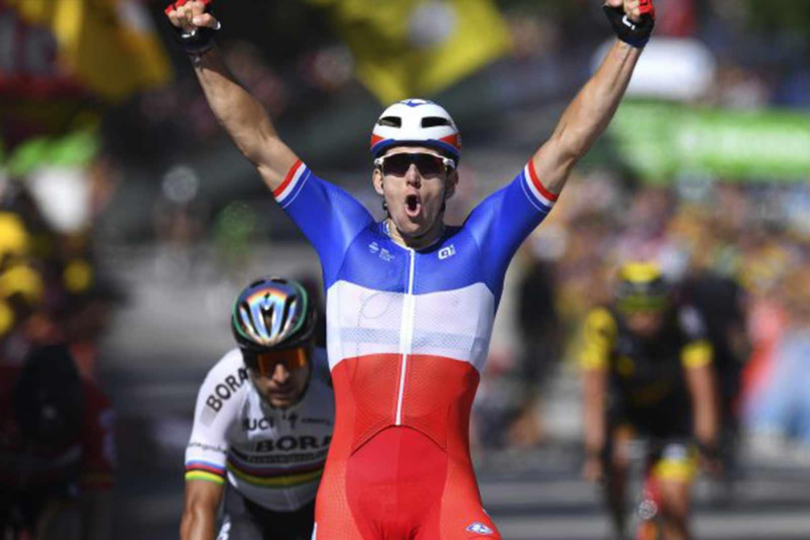 championnats de france cyclisme