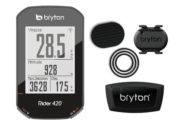 Bryton Rider 420T