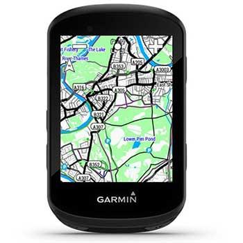 cartographie Garmin Edge 530