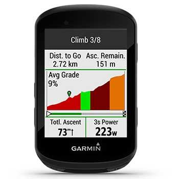 climbpro garmin edge 530