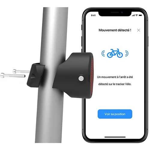 tracker antivol gps vélo